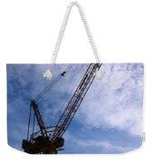 Crane Bk Weekender Tote Bag