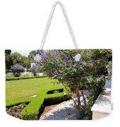Crane Cottage Garden In Spring Weekender Tote Bag
