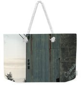 Crash And Burn Weekender Tote Bag