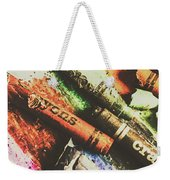 Crash Test Crayons Weekender Tote Bag