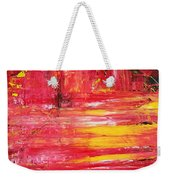 Crash Weekender Tote Bag