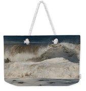 Crashing - Jersey Shore Weekender Tote Bag