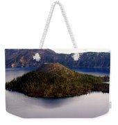 Crater Lake 1 Weekender Tote Bag