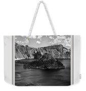 Crater Lake 17 Weekender Tote Bag