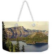 Crater Lake 6 Weekender Tote Bag