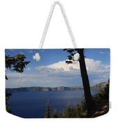 Crater Lake 7 Weekender Tote Bag