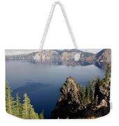 Crater Lake 7 Weekender Tote Bag