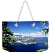 Crater Lake Weekender Tote Bag