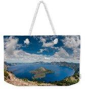 Crater Lake From Watchman Overlook Weekender Tote Bag