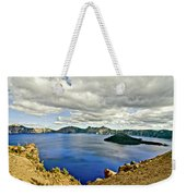 Crater Lake I Weekender Tote Bag