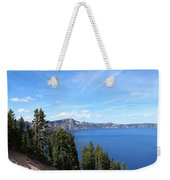 Crater Lake View  Weekender Tote Bag