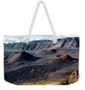 Crater Weekender Tote Bag