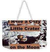 Crater1 Weekender Tote Bag