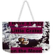 Crater11 Weekender Tote Bag