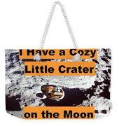 Crater16 Weekender Tote Bag