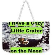 Crater18 Weekender Tote Bag