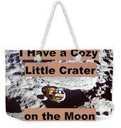 Crater26 Weekender Tote Bag