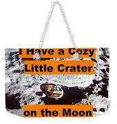 Crater3 Weekender Tote Bag