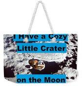 Crater30 Weekender Tote Bag