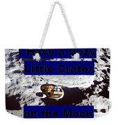 Crater32 Weekender Tote Bag