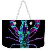 Crawfish In The Dark - Rosegreen Weekender Tote Bag