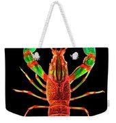 Crawfish In The Dark - Rouillegreen Weekender Tote Bag
