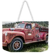 Crawford Fire Truck  Weekender Tote Bag