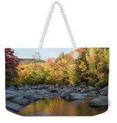 Crawford Notch State Park Weekender Tote Bag