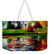 Crawley - West Sussex - England Weekender Tote Bag