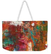 Crazy Abstract 1 Weekender Tote Bag