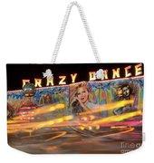 Crazy Dance Weekender Tote Bag