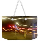 Crazy Duke Street Lights Weekender Tote Bag