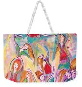 Crazy For You Weekender Tote Bag