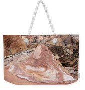 Crazy Hill Weekender Tote Bag