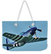 Crazy Horse From Air Show Weekender Tote Bag