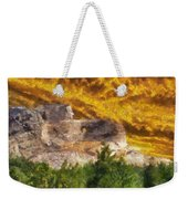 Crazy Horse Monument Pa Weekender Tote Bag