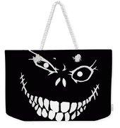 Crazy Monster Grin Weekender Tote Bag