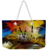 Crazy Nature Weekender Tote Bag