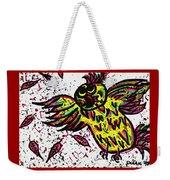 Crazybird Weekender Tote Bag