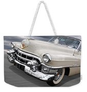 Cream Of The Crop - '53 Cadillac Weekender Tote Bag