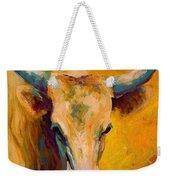 Creamy Texan - Longhorn Weekender Tote Bag
