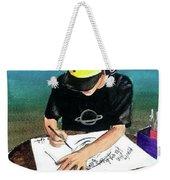 Create Weekender Tote Bag