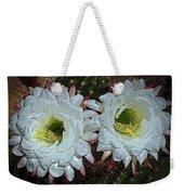 Created By A Cactus Weekender Tote Bag