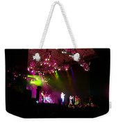 Creationfest At Night Weekender Tote Bag