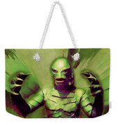 Creature From The Black Lagoon Weekender Tote Bag