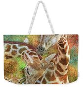 Creatures Great And Small Weekender Tote Bag