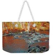 Creek 5  Weekender Tote Bag