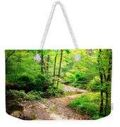 Creek Bend Weekender Tote Bag