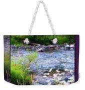 Creek Daisys Weekender Tote Bag