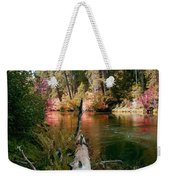 Creek Fall Weekender Tote Bag